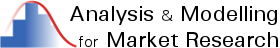 Analysis & Modelling for Market Research